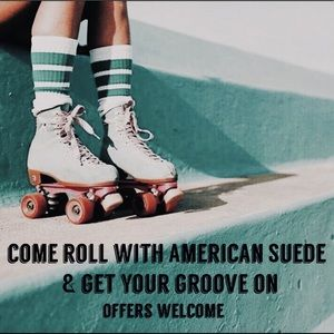 Feel Good & Groovy With American Suede